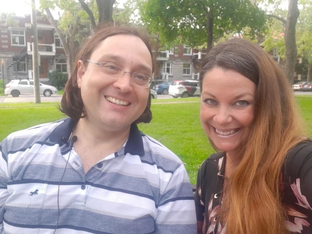 Entrevue Alex Sarraf psychopédagogue au Isabelle Juneau Show